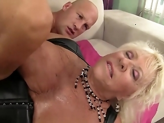 Desirable Granny Loves Be Imparted To Murder One-eyed Coil Hd Video