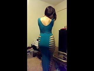 Pakistani Widely Applicable Twerks Roughly Skimpy Dress